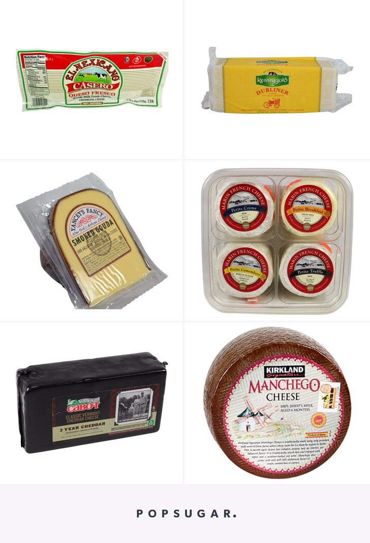 Best Cheeses at Costco