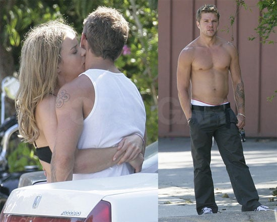 Photos of a Shirtless Ryan Phillippe and Abbie Cornish
