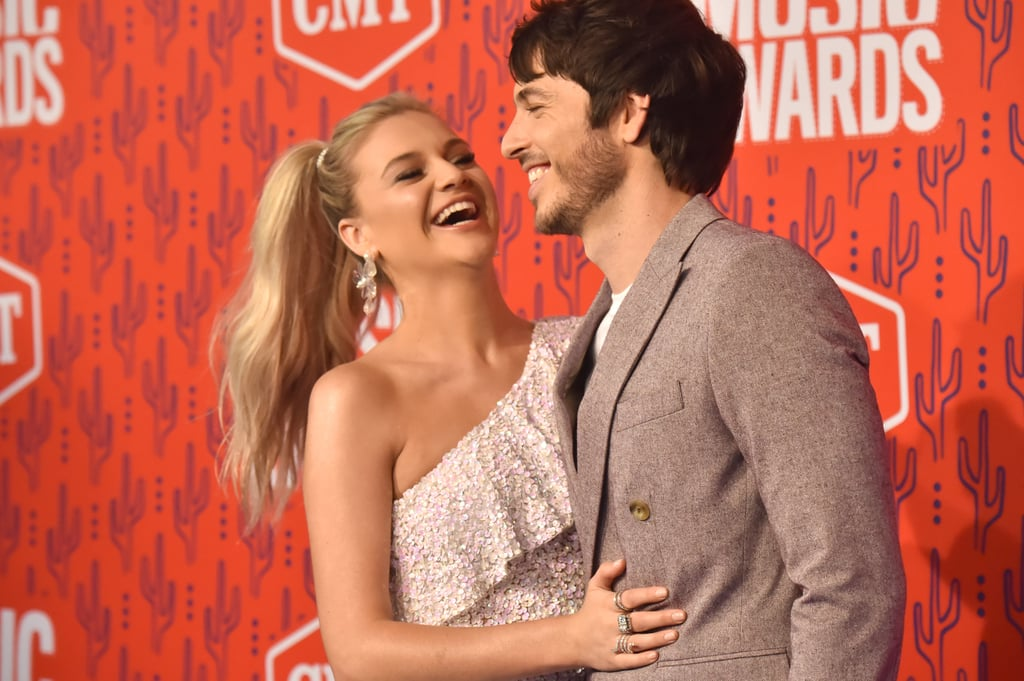 Pictures of Morgan Evans and Kelsea Ballerini