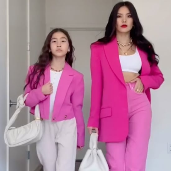 Stylish Matching Mother-Daughter Outfits | TikTok