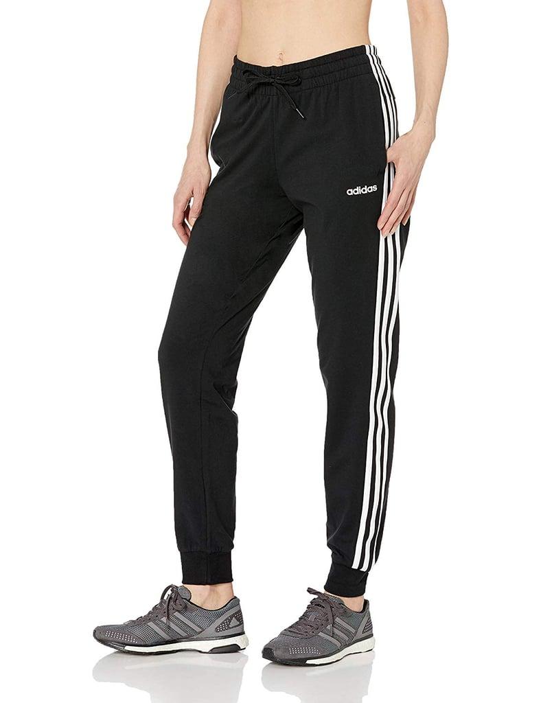 adidas pants 3 stripes woman
