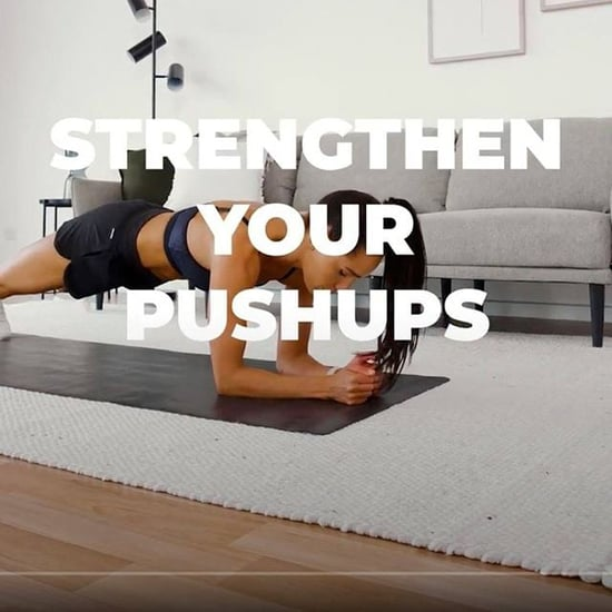 Tips on Improving Push-Ups From Kayla Itsines