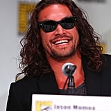 Pictures and GIFs of Jason Momoa Laughing