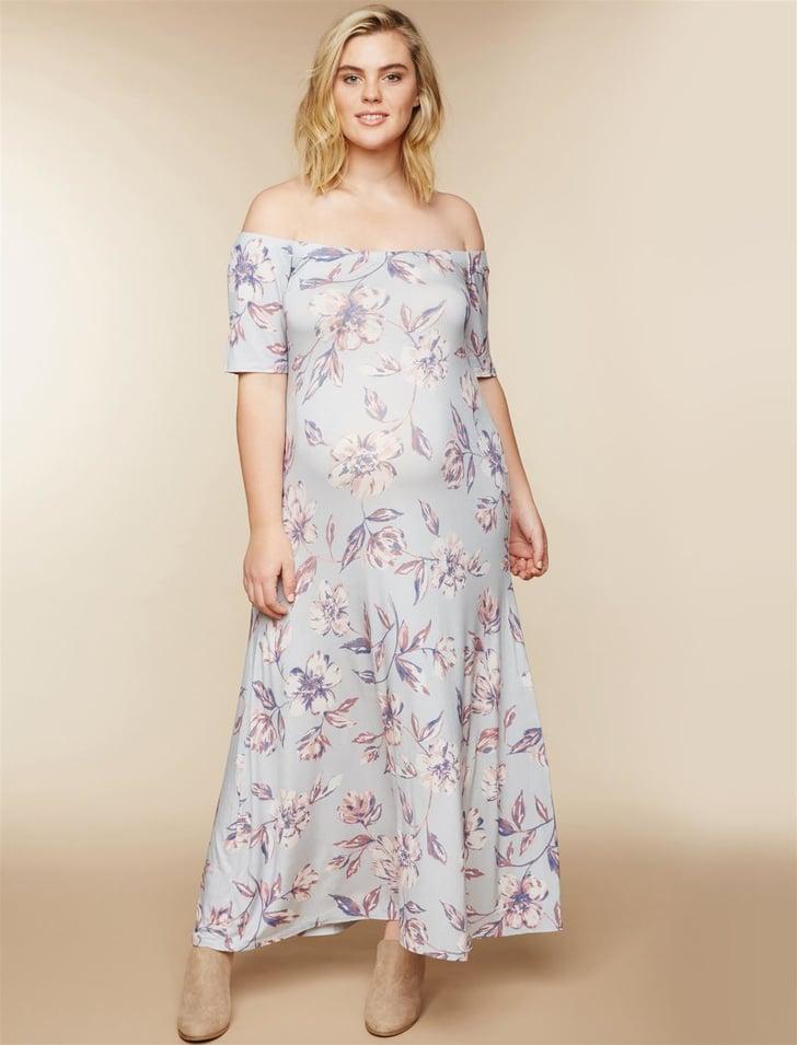 Plus-Size Maternity Dresses | POPSUGAR Family