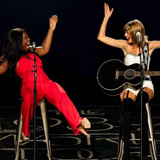Uzo Aduba Sings With Taylor Swift | Video
