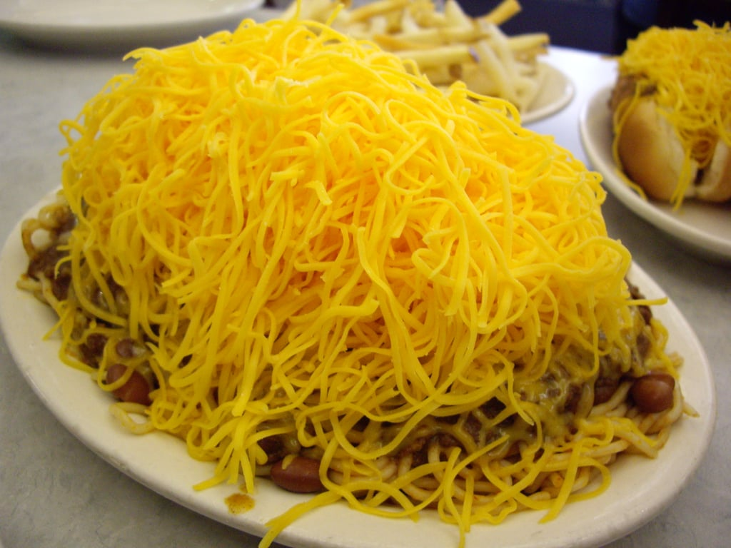 Ohio: Cincinnati Chili