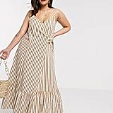 ASOS Curve Wrap Dress