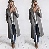 Grefer Overcoat Outwear