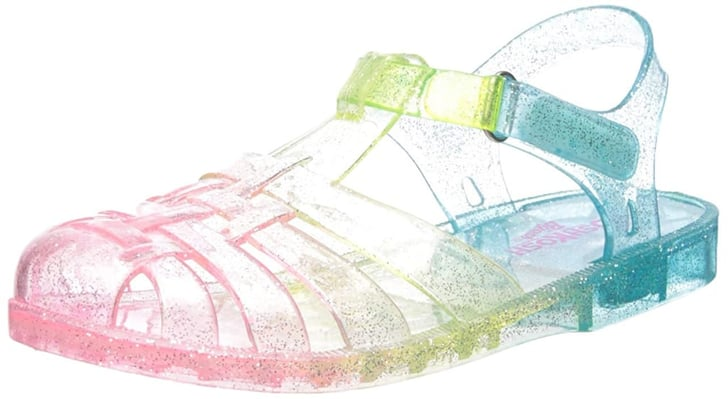 Closed-Toe Sandals For Toddler Girls