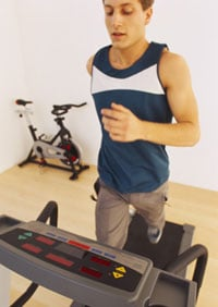Do You Cover the Display on a Cardio Machine?