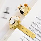 Sleeping Cat Bookmark
