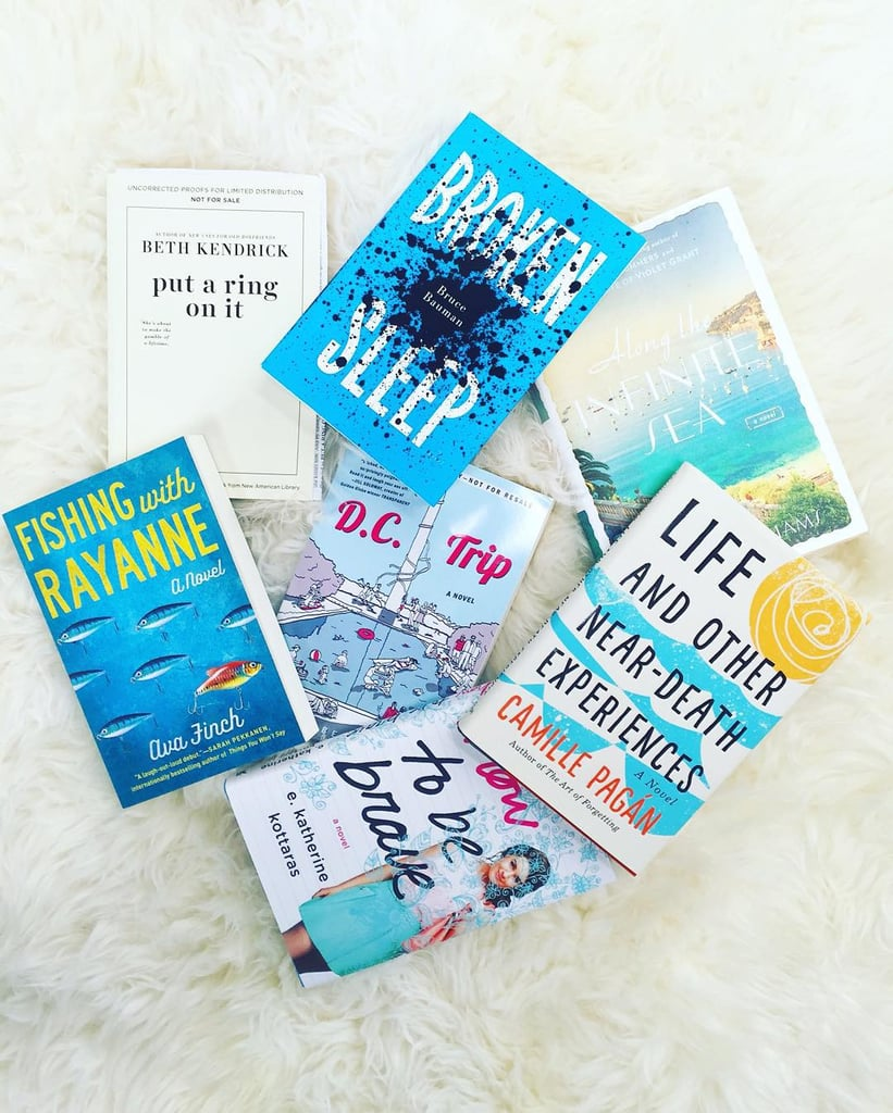 """""""Here's what we're reading this November! Have you gotten your hands on any of these books yet?"""""""