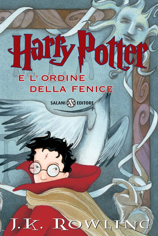 Harry Potter and the Order of the Phoenix, Italy