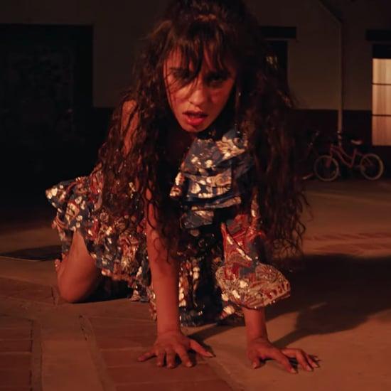 "Camila Cabello's ""Shameless"" Music Video Has Arrived"