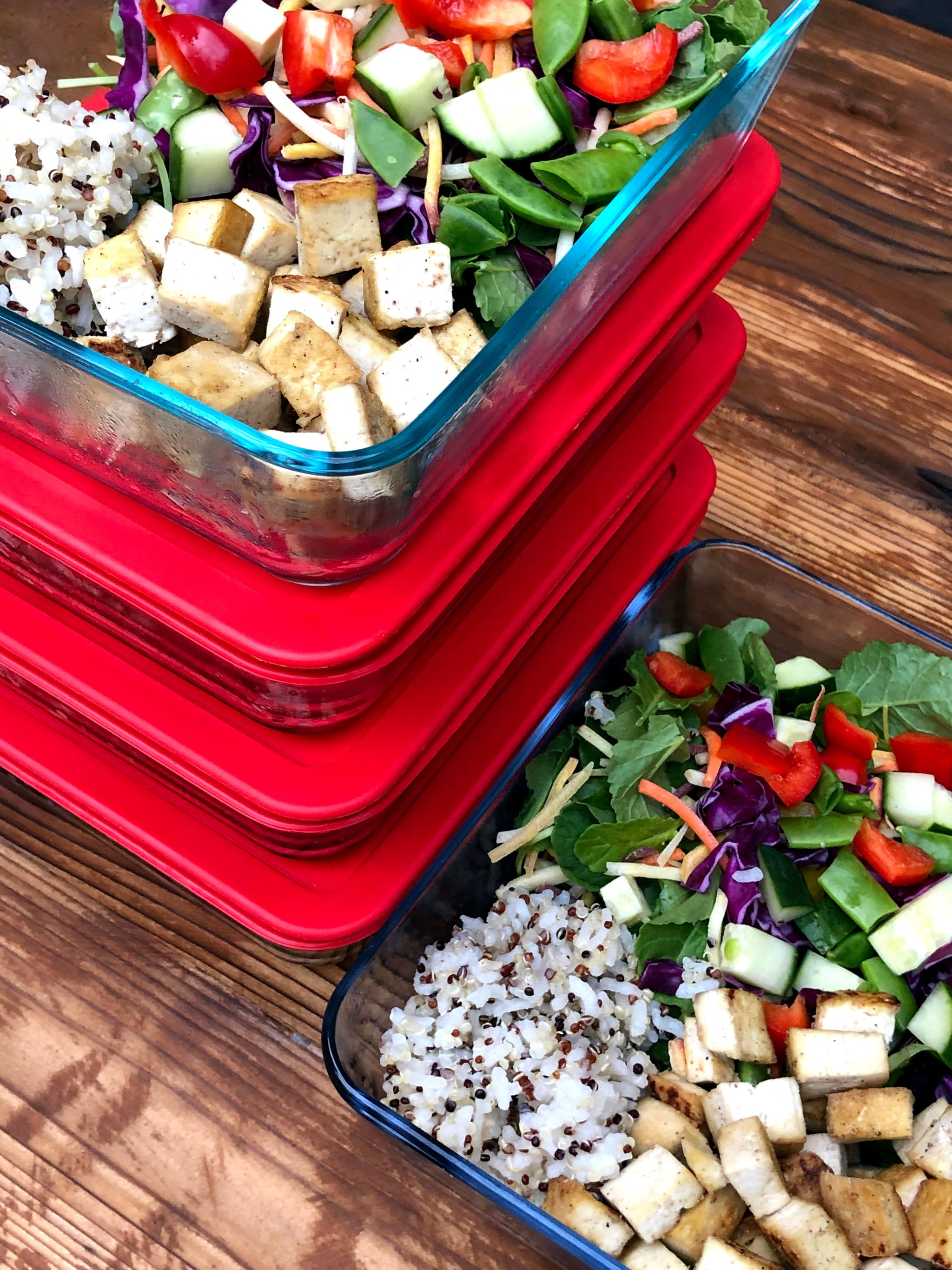 My Friends Think I'm Nuts, but Here's Why I've Meal Prepped My Husband's Lunches For a Year