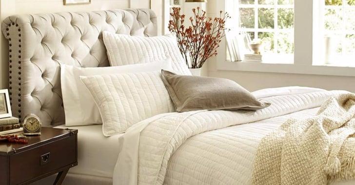 why pottery barn is the best popsugar home. Black Bedroom Furniture Sets. Home Design Ideas
