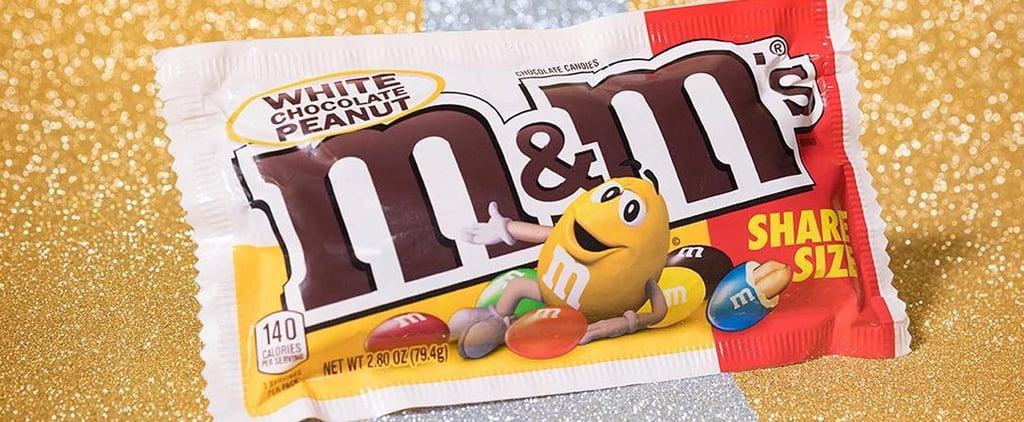 White Chocolate Peanut M&M's