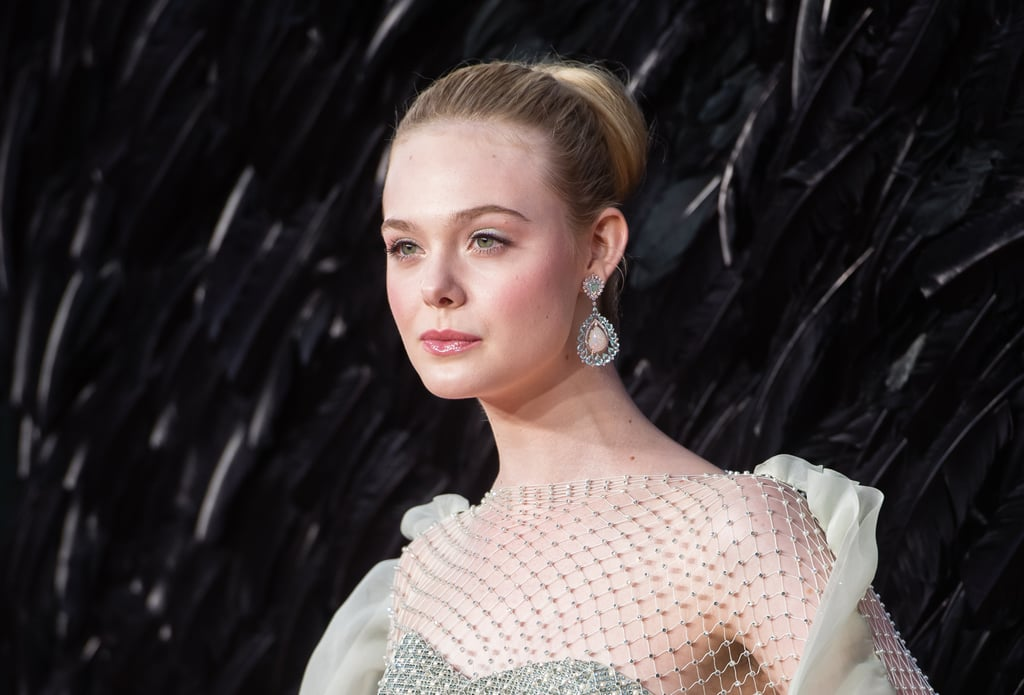 Elle Fanning S Marie Claire Interview On Her Vintage Style