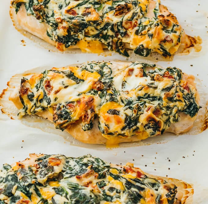 Oven-Baked Chicken Breast
