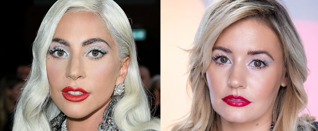 Lady Gaga A Star Is Born Premiere Makeup