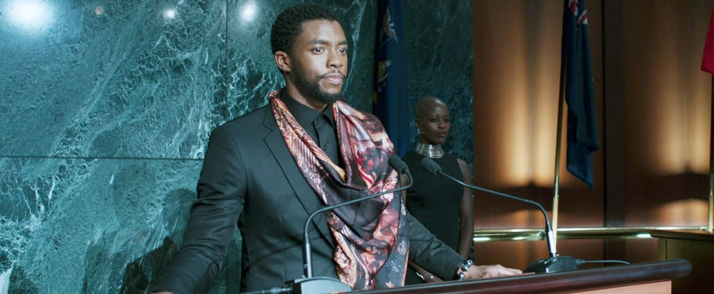 Yes, You Should Definitely Stick Around For Black Panther's Post-Credits Scenes