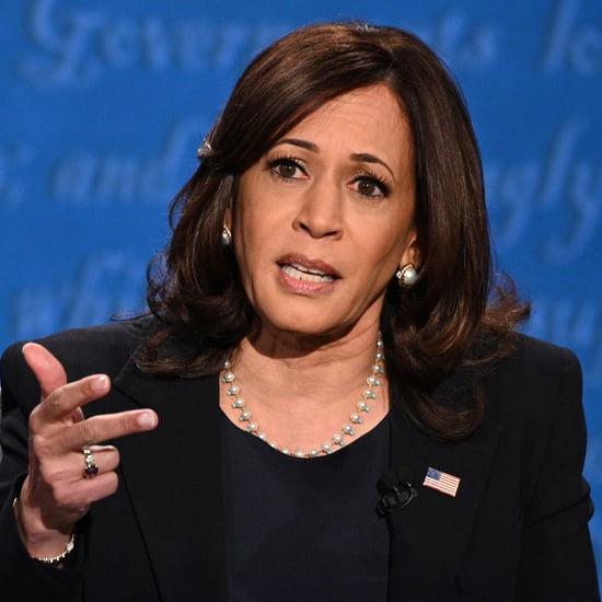 Kamala Harris Has Been Wearing Pearl Necklaces For 35 Years