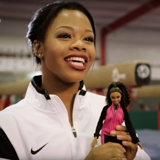 Gabby Douglas Barbie Doll