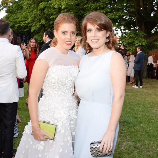 Princesses Eugenie and Beatrice Facts
