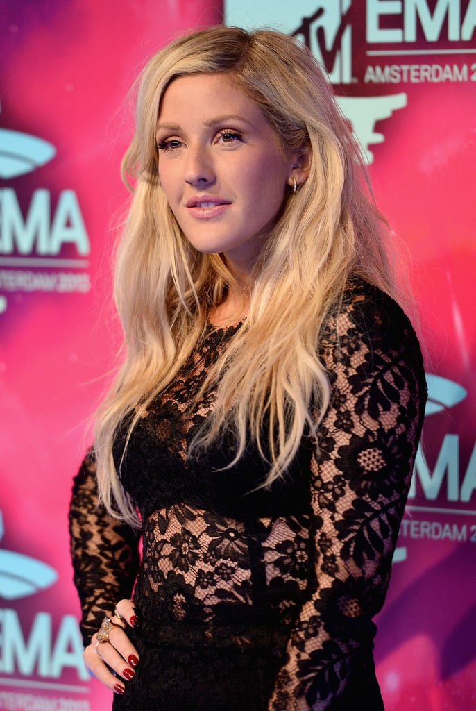 Ellie Goulding attended the MTV EMAs.