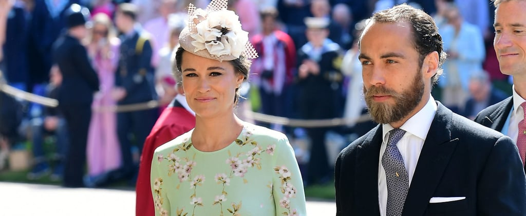 Pippa Middleton Dress at the Royal Wedding 2018