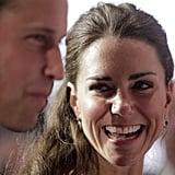 Kate Middleton at ServiceNation event in LA.