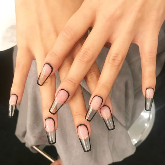 Outline Nail Art Trend Ideas