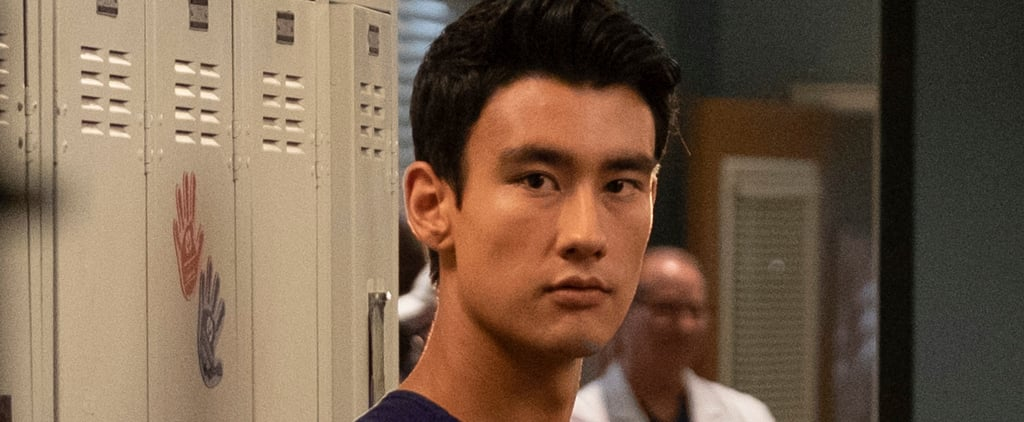 Will Glasses and Dr. Nico Kim Hook Up on Grey's Anatomy?