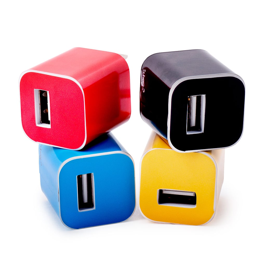 iPhone Charger Sticker Color Set