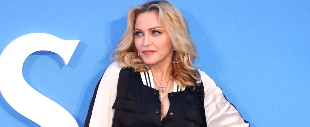 Madonna Makes a Red Carpet Stop After Settling Her Custody Battle Over Son Rocco