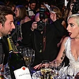 We need to know what they were talking about at the SAG Awards.