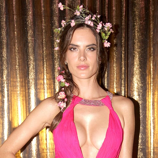 Alessandra Ambrosio at Vogue Brazil's Carnival Party
