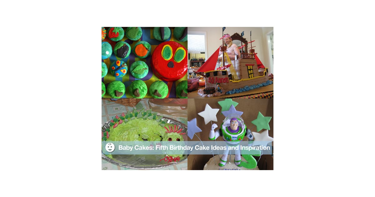 Fifth Birthday Party Cake Ideas And Inspiration Popsugar Family
