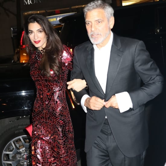 Amal Clooney Tom Ford Met Gala Dress 2018