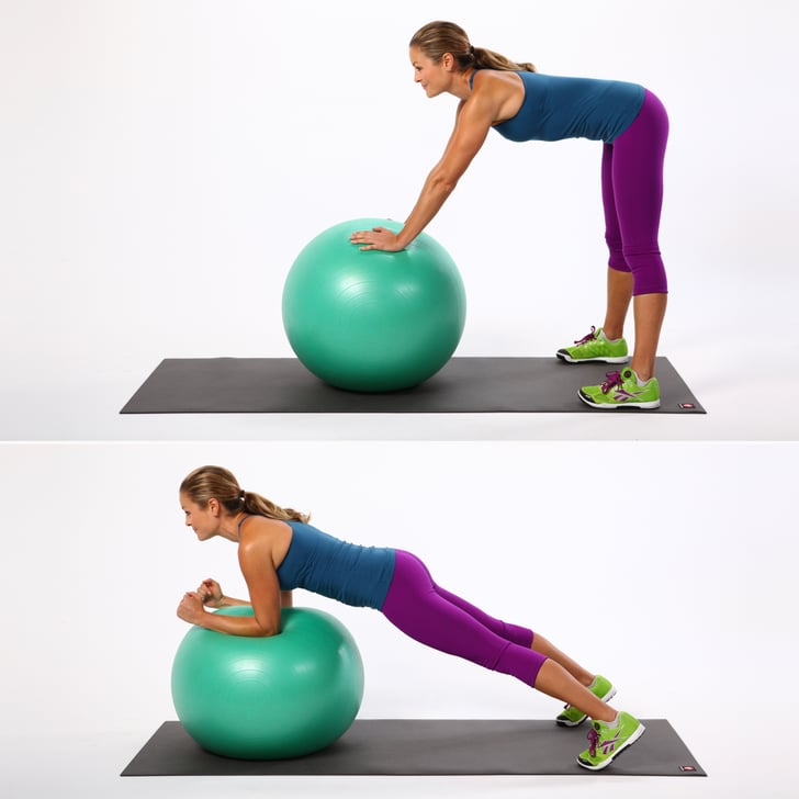 Stability Ball Core Exercises: Best Stability Ball Exercises