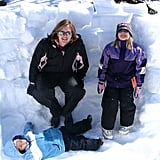 Build a Snow Fort