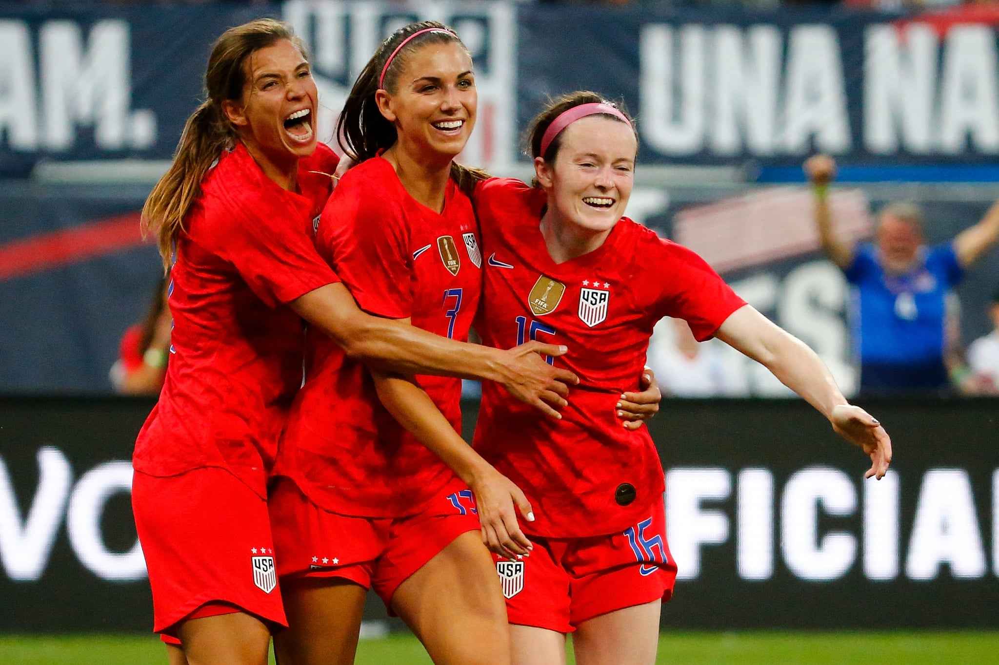 Here's Exactly When — and How — You Can Catch the USWNT's World Cup Games