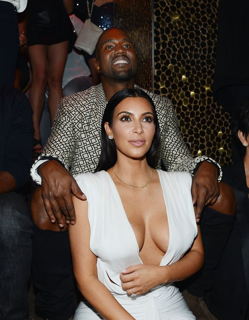 Kim Kardashian Birthday Party Pictures in Vegas 2014