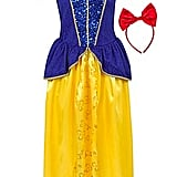 George Snow White Fancy Dress Costume