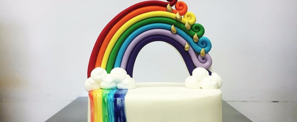 14 Rainbow Baby Shower Cakes Worthy of a Very Special Celebration