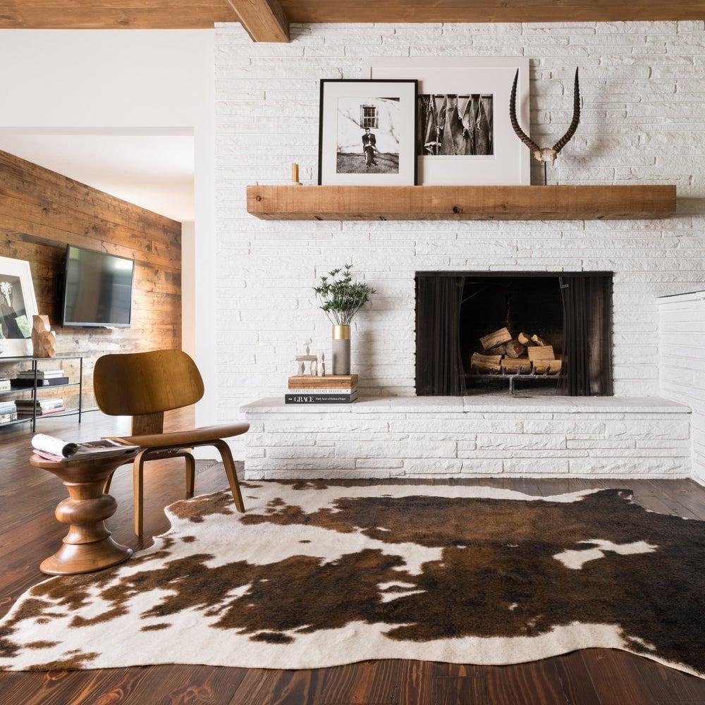 Best Cowhide Home Decor 2021