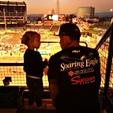 """Papa showin her the ropes.... @RCHracing"""