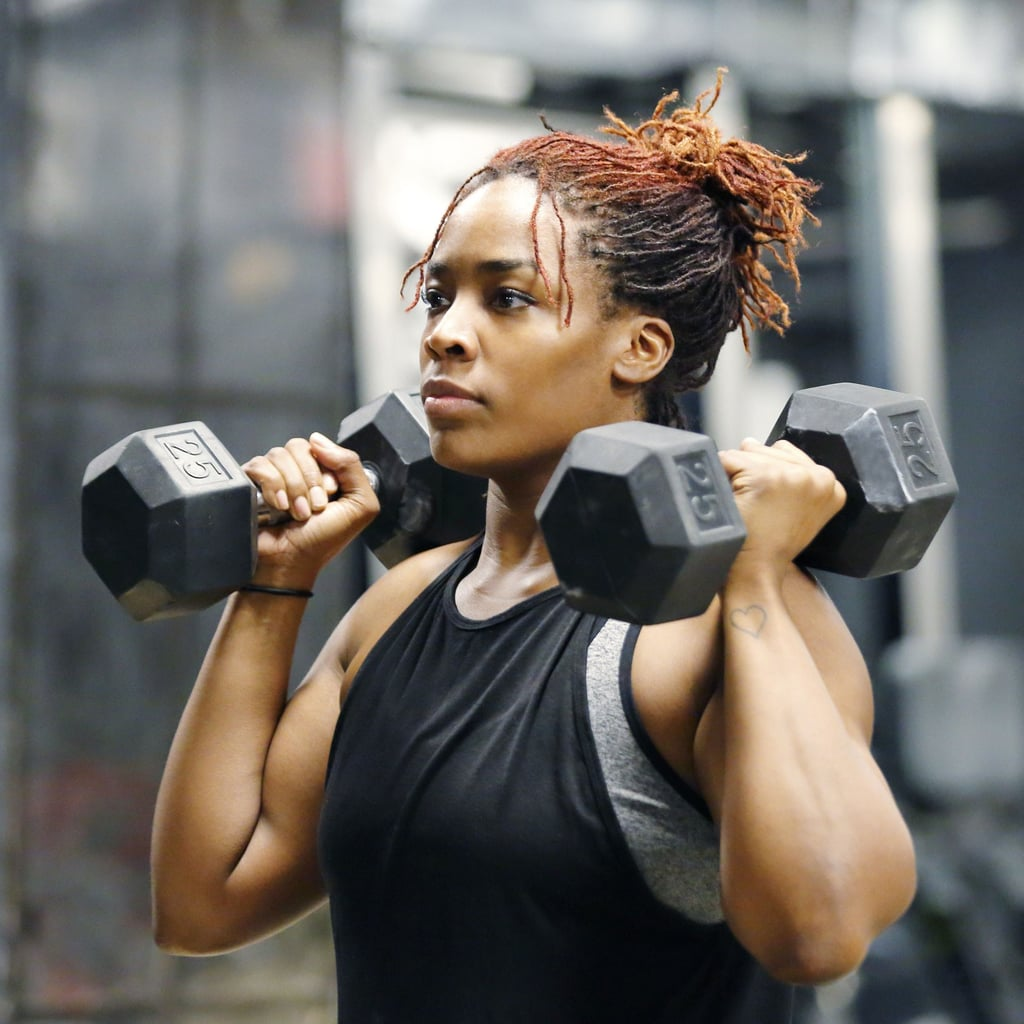 Dumbbell Workout For Weight Loss | POPSUGAR Fitness