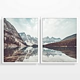 Mountain and Lake Landscape Photography Prints
