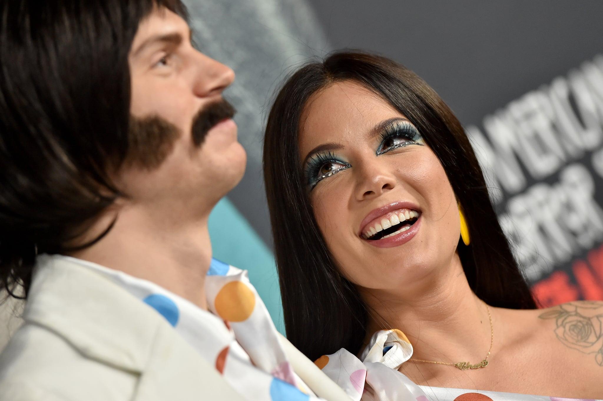 Halsey and Evan Peters